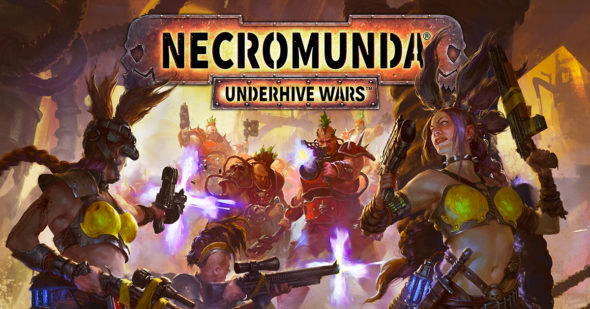 Necromunda: Underhive Wars new images unveiled