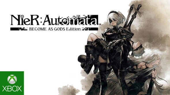NieR: Automata now available on Xbox One!