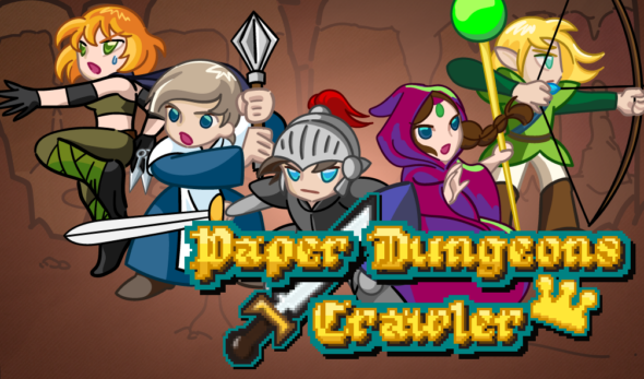 Paper Dungeons Crawler: early access tease