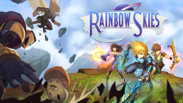 Rainbow Skies gets some gameplay commentary