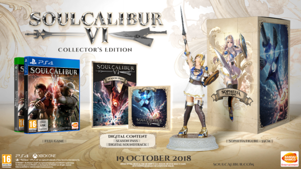 Soul Calibur VI to release worldwide on October 19th