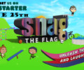 "Family-Friendly ""board"" game Snag The Flag gets you moving"