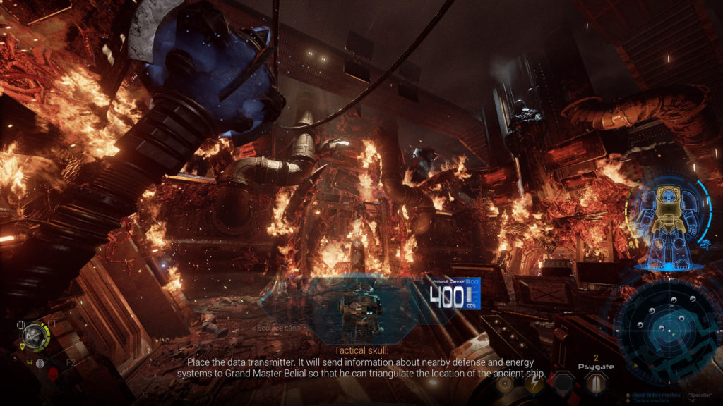 3rd-strike com | Space Hulk: Deathwing – Enhanced Edition – Review