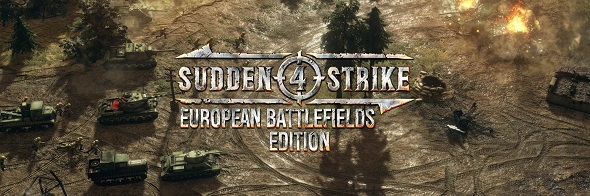 Sudden Strike 4: European Battlefields Edition has been launched!