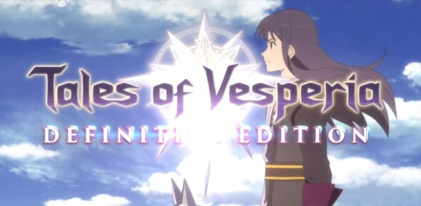 TALES OF VESPERIA: Definitive Edition coming this winter