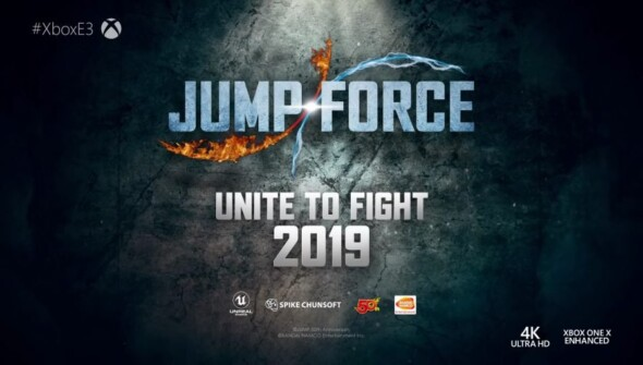 Jump Force coming to you in 2019