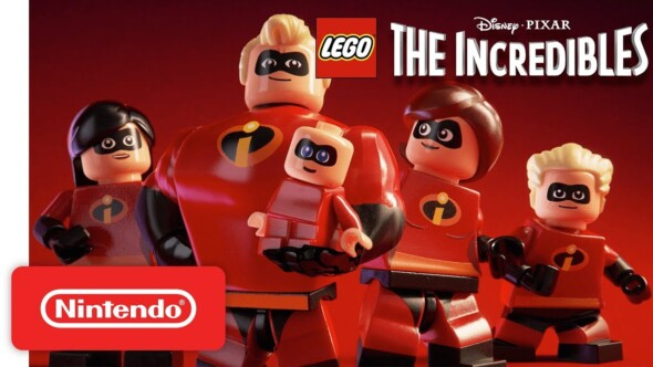 LEGO The Incredibles launched for PS4, Xbox One, and PC!