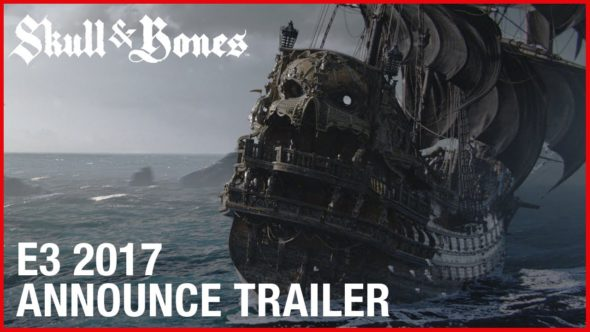 A pirate's life for me in Skull and Bones…