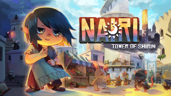 New teaser for NAIRI: Tower of Shirin