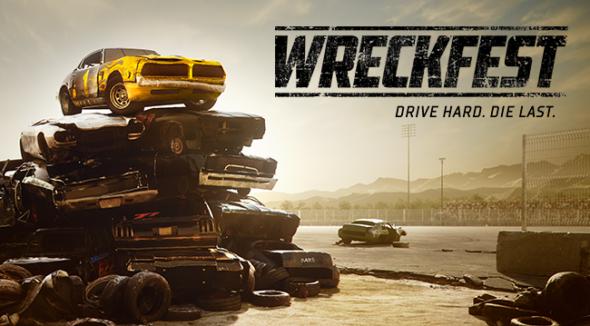 Wreckfest: release trailer
