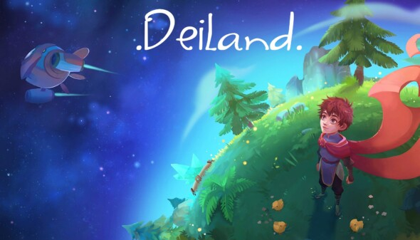 Deiland makes its way to Steam!