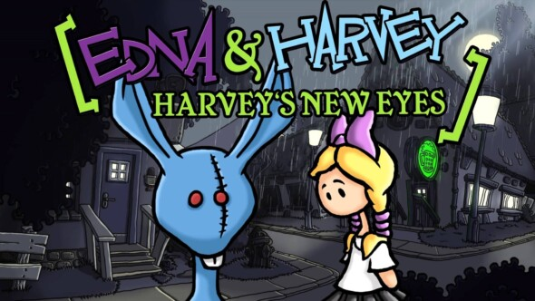 Mysterious events and eccentric humor find their way into the App Store with Harvey's New Eyes