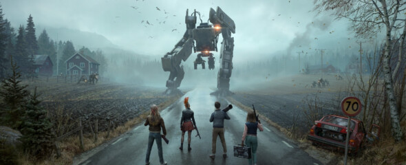 Generation Zero: lets bring the 80s back