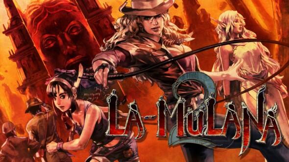 La-Mulana 2 released today