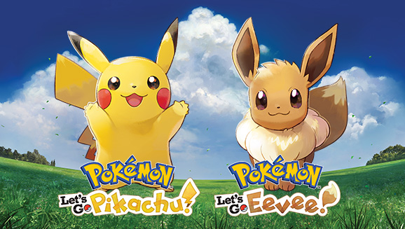 Even more info on the upcoming games: Pokémon: Let's Go, Pikachu! and Pokémon: Let's Go, Eevee!