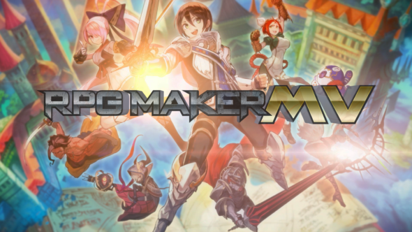 RPG Maker MV – Create your own game!