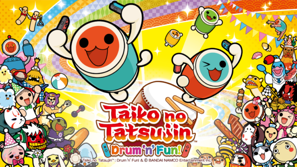 Taiko no Tatsujin – two new games coming to Europe!