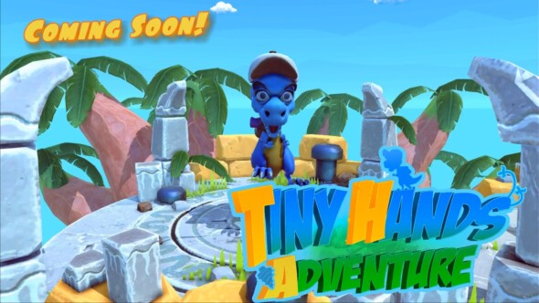 Release date announced for Tiny Hands Adventure!