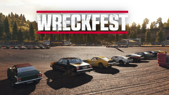 Wreckfest Fall update available now