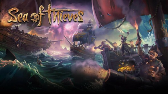 Free update Cursed Sails introduces skeleton ships to Sea of Thieves on July 31st