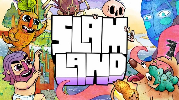Slam Land – Release date announced!