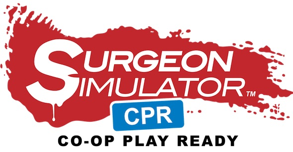 Almost time to play doctor with your friends in Surgeon Simulator CPR!