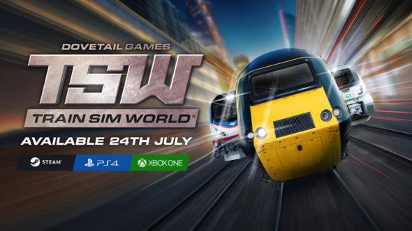 All aboard the Train Sim World, last call!