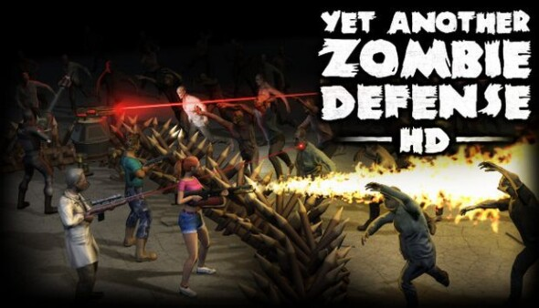 Yet Another Zombie Defense HD – Coming to Nintendo Switch!