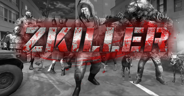 ZKILLER will soon be available on Steam!