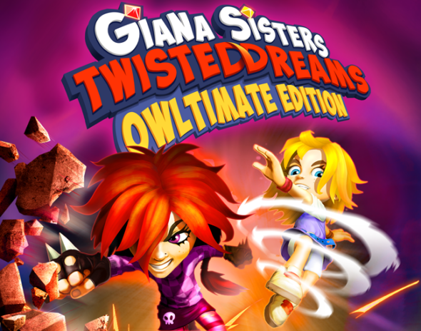 Giana Sisters: Twisted Dreams gets an Owltimate Edition on Switch, September 25th