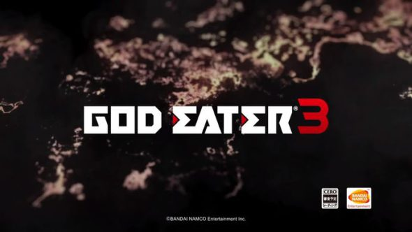 GOD EATER 3 – coming to Switch!