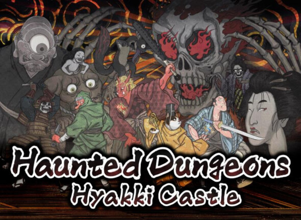 Haunted Dungeons: Hyakki Castle coming to PlayStation 4 and Nintendo Switch