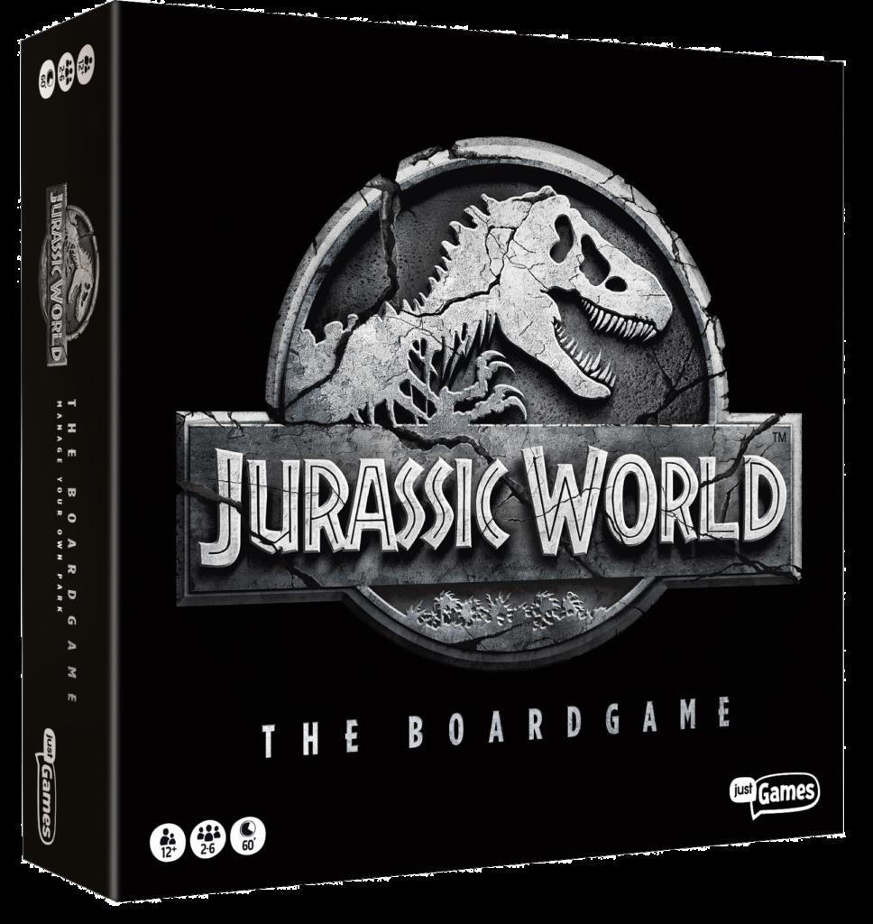 3rd-strike com   Jurassic World: The Boardgame – Board Game