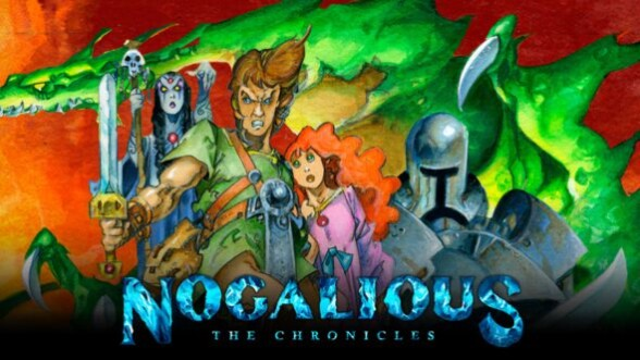 Nogalious coming to MSX