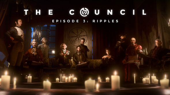 The Council – Fourth episode will soon be released!
