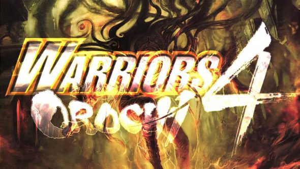 Be godly in Warriors Orochi 4