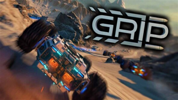 GRIP: Combat Racing gets surprise VR support in new update
