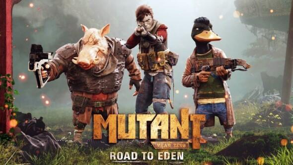 Mutant Year Zero: Road to Eden release date announcement