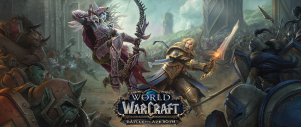 The Battle For Azeroth rages on