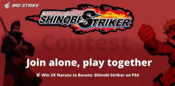 CONTEST: Win a multiplayer pack of Naruto to Boruto: Shinobi Striker