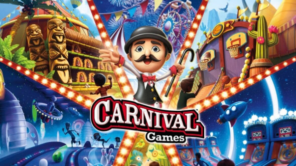 Carnival Games – Coming to PS4 and Xbox One!
