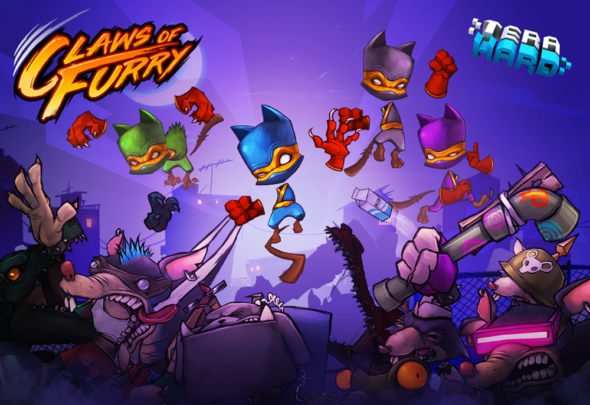 Claws of Furry is on their way to your favorite console