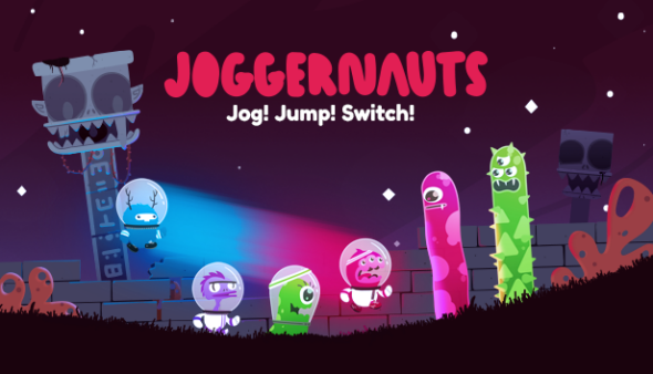 Joggernauts coming to Steam and Nintendo Switch