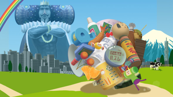 Katamari Damacy coming to Nintendo Switch and PC