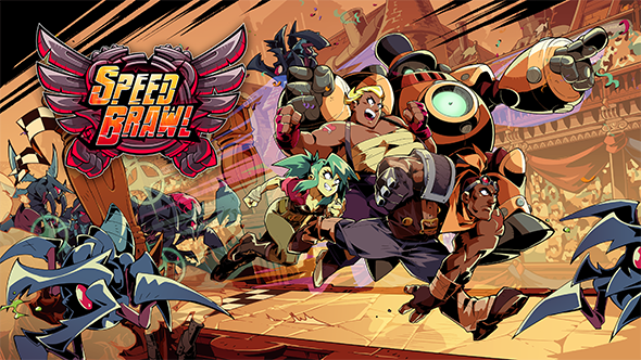 Speed Brawl – Released today!