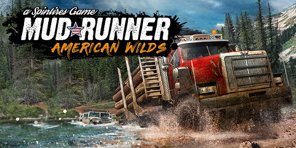 Spintires: MudRunner – American Wilds expansion will be released soon!
