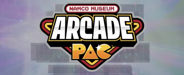 NAMCO MUSEUM ARCADE PAC Now available on Nintendo Switch