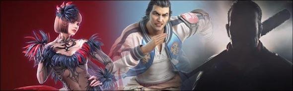 2 new characters enter the arena in Tekken 7!