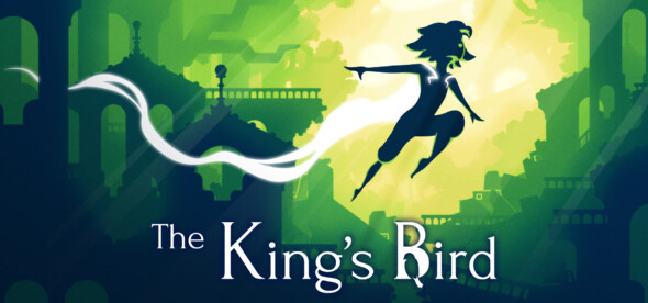 The King's Bird about to land on All Consoles