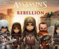 Assassin's Creed Rebellion is now open for pre-registration